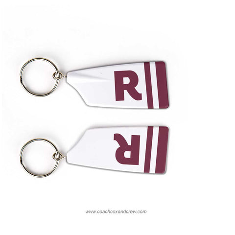 Riverdale Country School Rowing Team Keychain (NY)