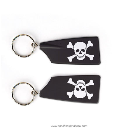Riverview Community High School Rowing Team Keychain (MI)