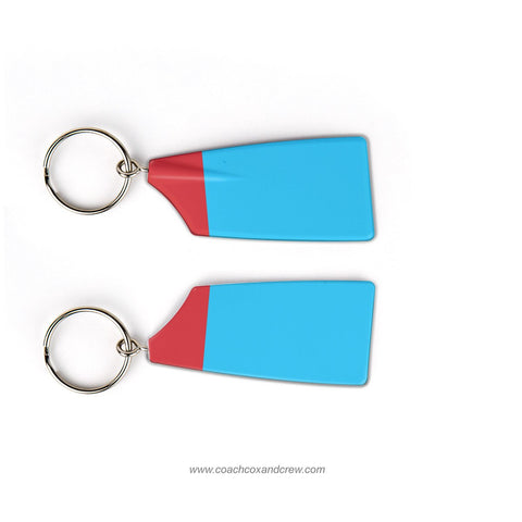 Rockland Rowing Association Rowing Team Keychain (NY)