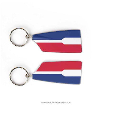 RowAmerica Rowing Team Keychain
