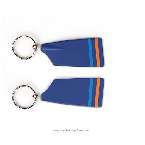 RowLA Rowing Team Keychain (CA)