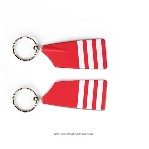 Rumsey Hall School Rowing Team Keychain (CT)