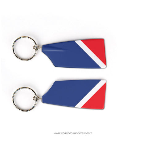 Samford University Crew Rowing Team Keychain (AL)