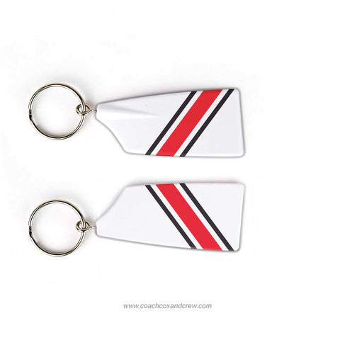 San Diego State Men's Crew Rowing Team Keychain (CA)