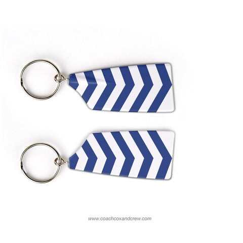 Saratoga Springs High School Rowing Team Keychain (NY)