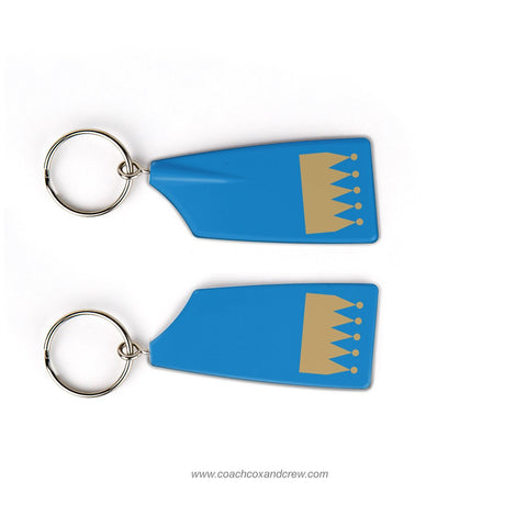 Schenectady County Community College Rowing Team Keychain (NY)