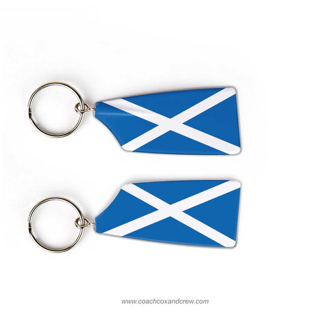 Scotland National Rowing Team Keychain