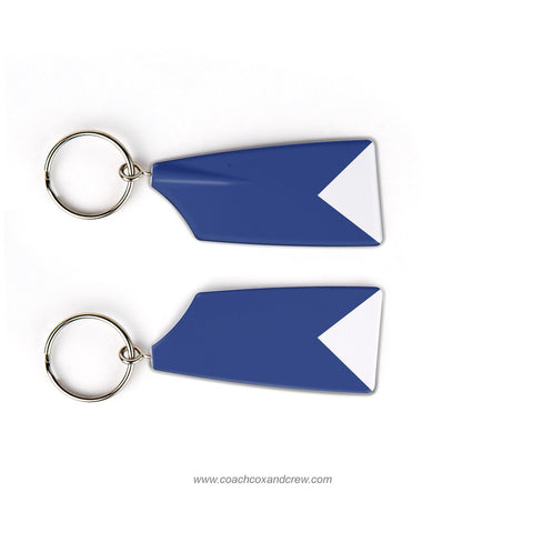 Shaker Rowing Association High School Rowing Team Keychain (NY)