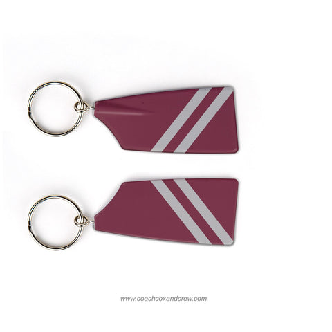 Sidwell Friends School Rowing Rowing Team Keychain (DC)