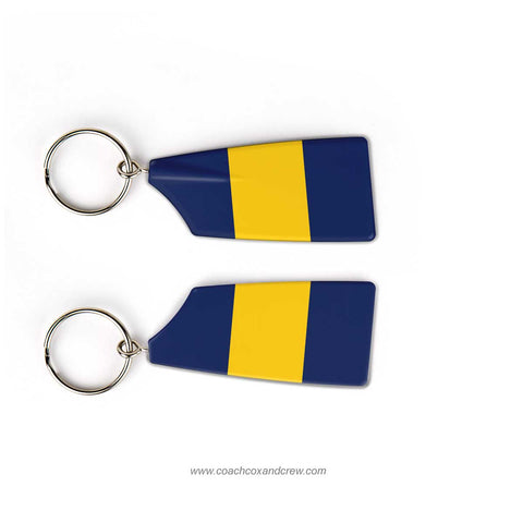 Sir Winston Churchill Secondary School Rowing Team Keychain (CAN)