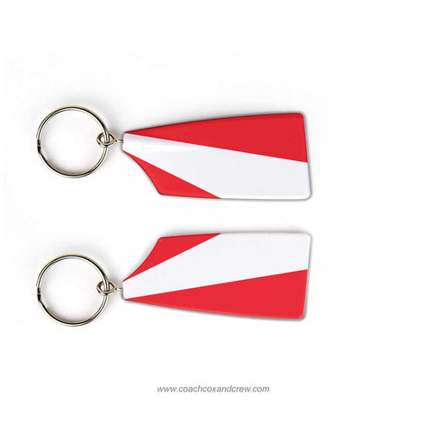 Somerville Everett Rowing Team Keychain (MA)