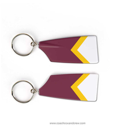 South Kitsap School District Rowing Team Keychain (WA)
