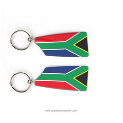 South Africa National Rowing Team Keychain