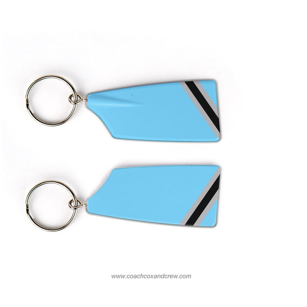 Space Coast Crew Rowing Team Keychain (FL)