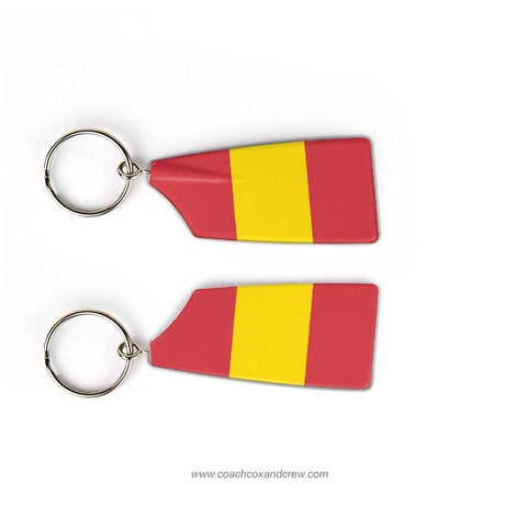 Spain National Rowing Team Keychain