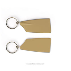 St Edwards University Rowing Club Rowing Team Keychain (TX)