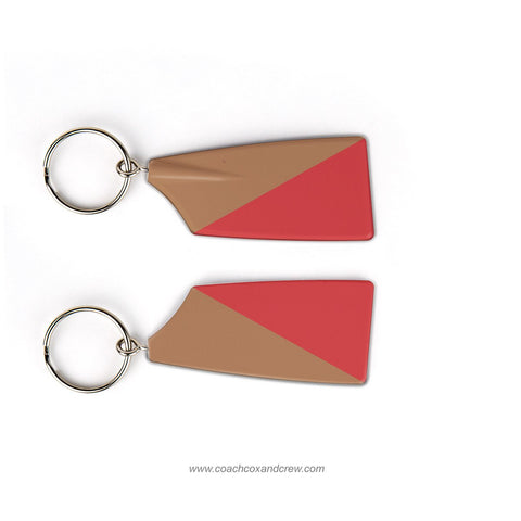 St Lawrence University Rowing Club Rowing Team Keychain (NY)
