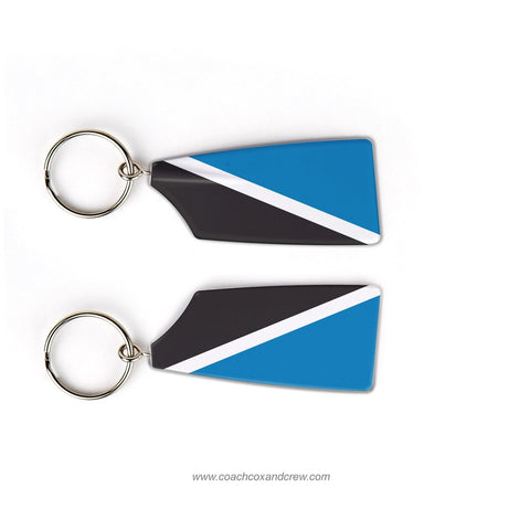 St Louis University Crew Rowing Team Keychain (MO)