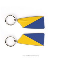 St Mark's School of Texas Rowing Team Keychain (TX)