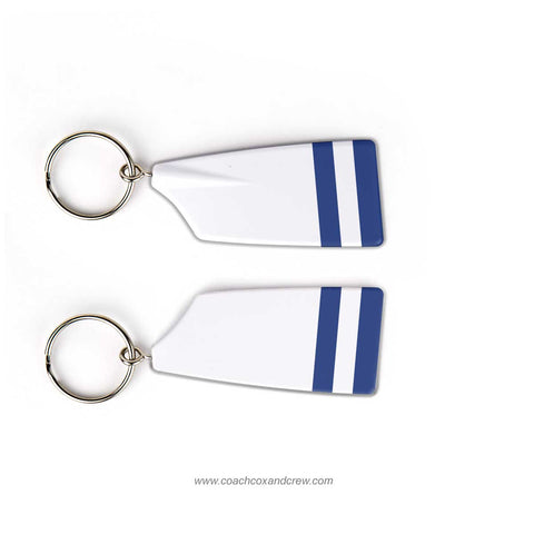 St Marks School Girl's Rowing Team Keychain (MA)