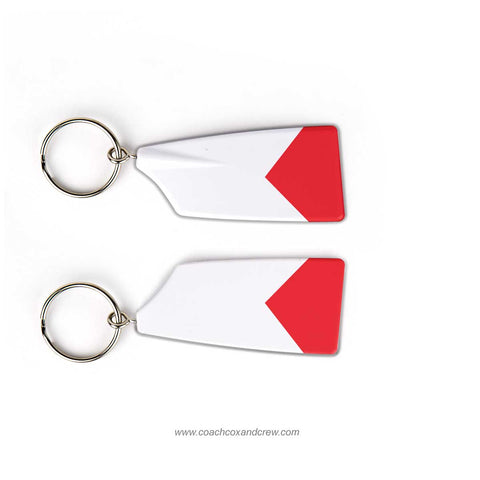 St. Paul's School Rowing Team Keychain (NH)