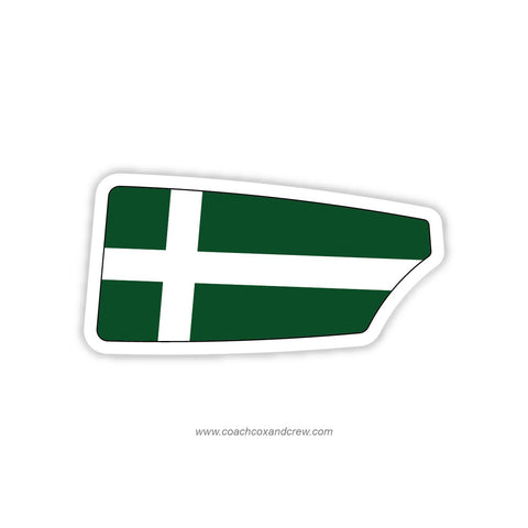 St Joseph High School Crew Oar Sticker (NJ)