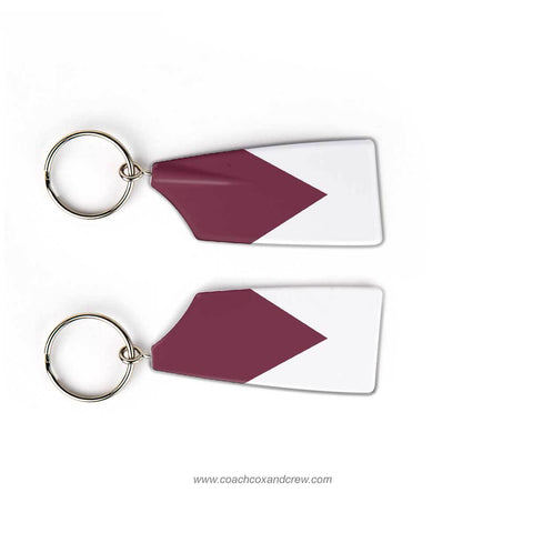 Stanford University Rowing Team Keychain (CA)