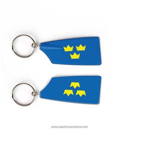 Sweden National Rowing Team Keychain