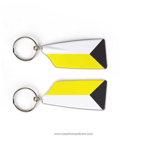 Sweeps and Sculls Rowing Team Keychain (IL)