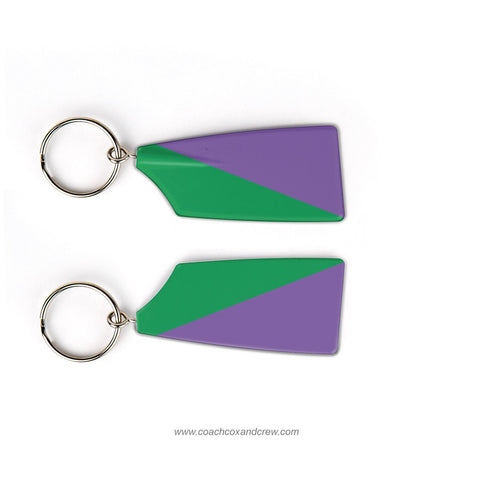 Tallahassee Rowing Club Rowing Team Keychain (FL)
