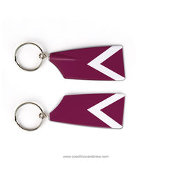 Texas A&M Galvaston Rowing Team Keychain (TX)