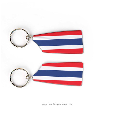 Thailand National Team Rowing Team Keychain