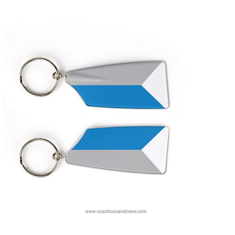 Traverse Area Community Rowing Rowing Team Keychain (MI)