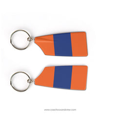 Triangle Rowing Club Rowing Team Keychain (NC)