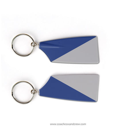 US Merchant Marine Academy Rowing Team Keychain (NY)