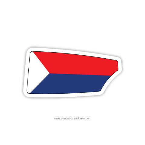 USA National Team Oar Sticker