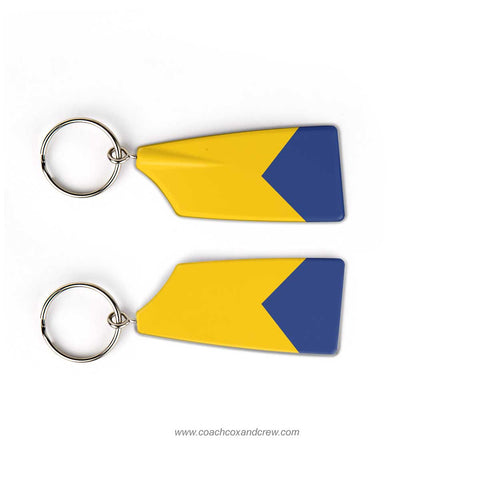 University of California Santa Barbara Rowing Team Keychain (CA)