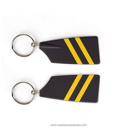 University of Colorado Boulder Rowing Team Keychain (CO)