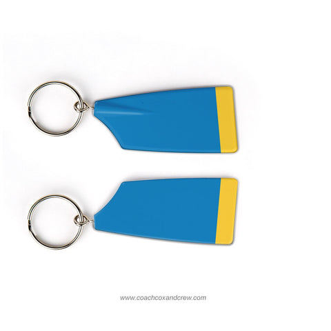 University of Delaware-Men Rowing Team Keychain (DE)