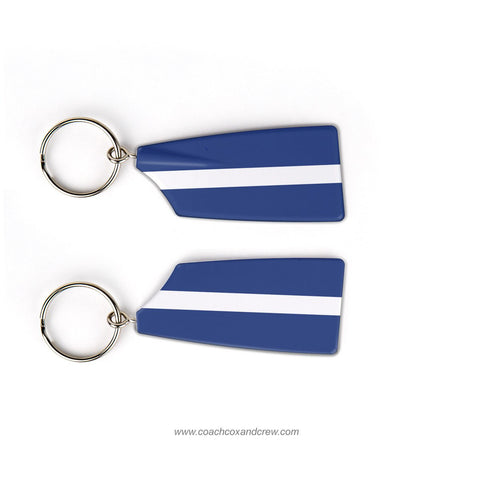 University of New Hampshire Rowing Team Keychain (NH)