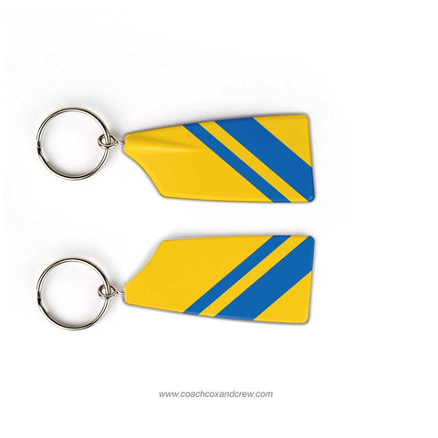 University of Pittsburgh Rowing Team Keychain (PA)