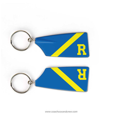 University of Rochestor Rowing Team Keychain (NY)