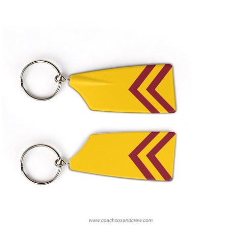 University of Southern California-Men Rowing Team Keychain (CA)