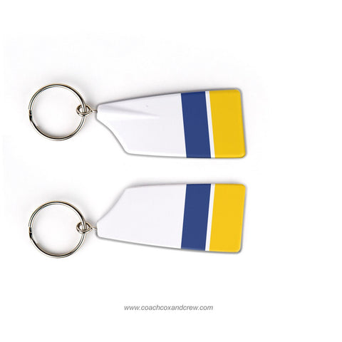 University of Tennessee-Chattanooga Rowing Team Keychain (TN)