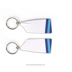 University of Worcester Rowing Club Rowing Team Keychain (UK)