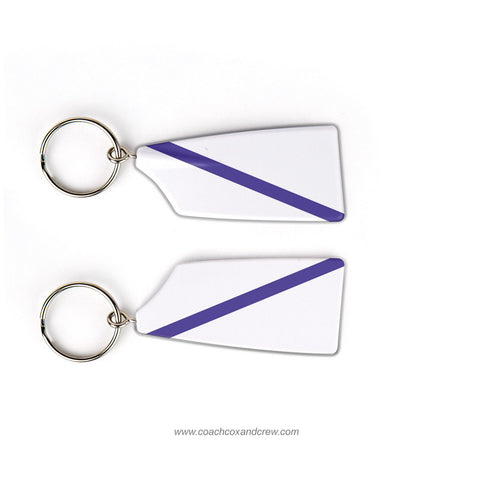 University of the South Crew Rowing Team Keychain (TN)