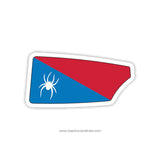 University of Richmond Crew Oar Sticker (VA)