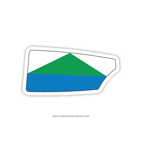 Upper Valley Rowing Foundation Oar Sticker (NH)