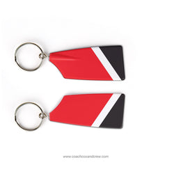 Utah Crew Rowing Team Keychain (UT)