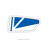 Viking Rowing Foundation Oar Sticker (NJ)
